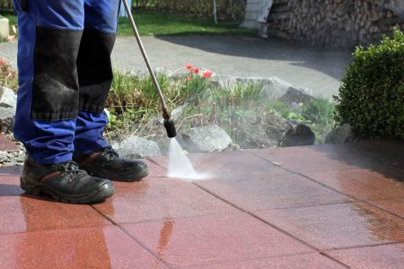 power washing patios, decks, homes and more