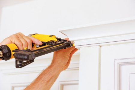 installing molding - carpentry services
