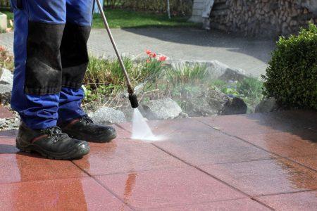 power washing patios, decks, homes and more